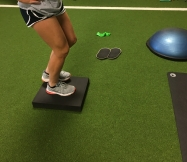Single Leg Balance for Rehab